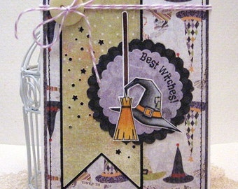 Best Witches - Card and Envelope