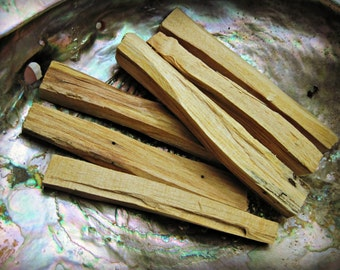 Palo Santo Holy Wood Smudge Stick cleansing purification incense smudge