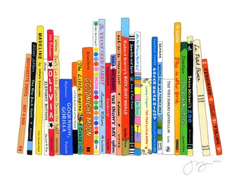 Ideal Bookshelf 488: Kids