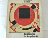 Russian Avant-Garde Art: The George Costakis Collection by Angelica Zander, ed. Rudenstine SALE
