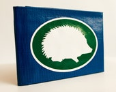Hedgehog Duct Tape Wallet - by jDUCT
