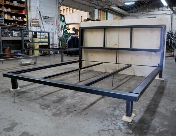 Bed Frame W O Wood