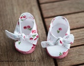 "Reserved for Debbie .American Girl doll clothes 18"" doll shoes -  Le Temps des Cerises"