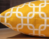 Add Personalization - DESIGNER Pet Bed Duvet Cover - Stuff with Pillows - YOU Choose Fabric - Gotcha Corn Yellow/White shown