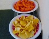 Collations pour l'échelle 1:4--de croustilles (chips) et fromage Curls