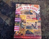 Fun Circus Book Upcycled Journal