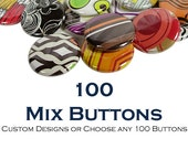 100 Buttons of your Choice