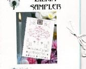 Lilium Sampler Needlework Chart by Alessandra Adelaide