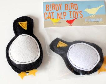BIrdy Bird Catnip Penguin for Kit Kats
