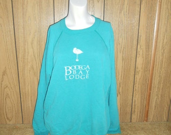 80's 90's sweatshirt   Bodega Bay California