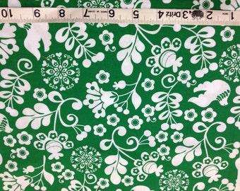 "Michael Miller CX4040-Green ""Joy"" -- By The Yard"