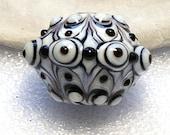 Handmade Lampwork Focal  Beads by Jeanniesbeads jpg 3030