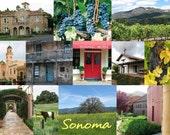 5x7 Sonoma Postcard 12 Pa...