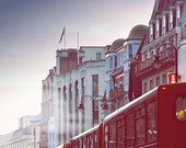 Cimmerian - London Art Print, London Landscape Photography by Leigh Viner