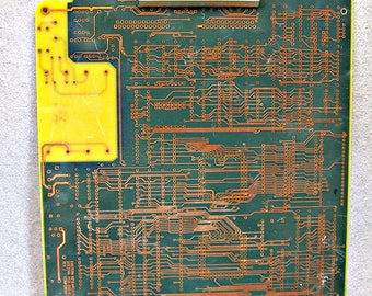 TECHIE CLIPBOARD Recycled Circuit Board Geekery MC26