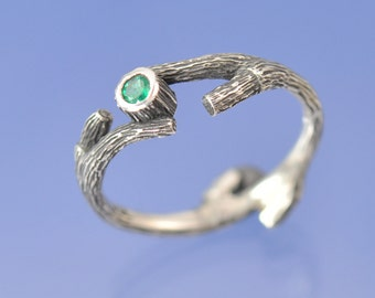 Twig Ring. The ZBrush ring. Watch how this ring was made on the video...