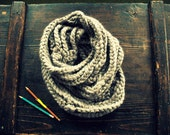 25% off with code - Cloud scarf - medium / grey - US shipping included