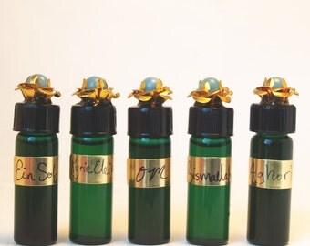 Mantra Natural Perfumes (set of 5)