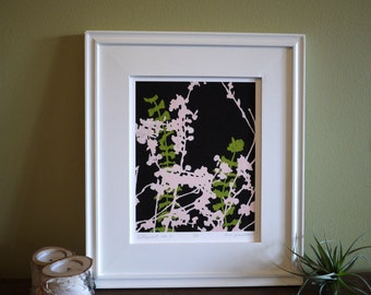 Botanical print - Bittersweet No. 2 - Ready to frame - 8x10 or 16x20