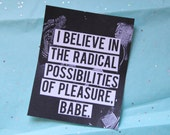 Radical Possibilities Sticker