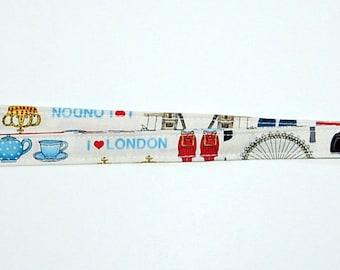 I Love London Lanyard
