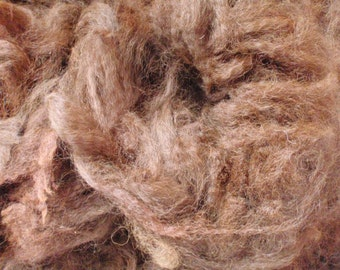 Refill for Bird Nesting Ball- Natural Llama, Alpaca, Mohair Fiber