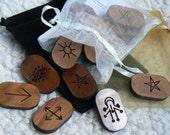 13 Witches Cedar Runes