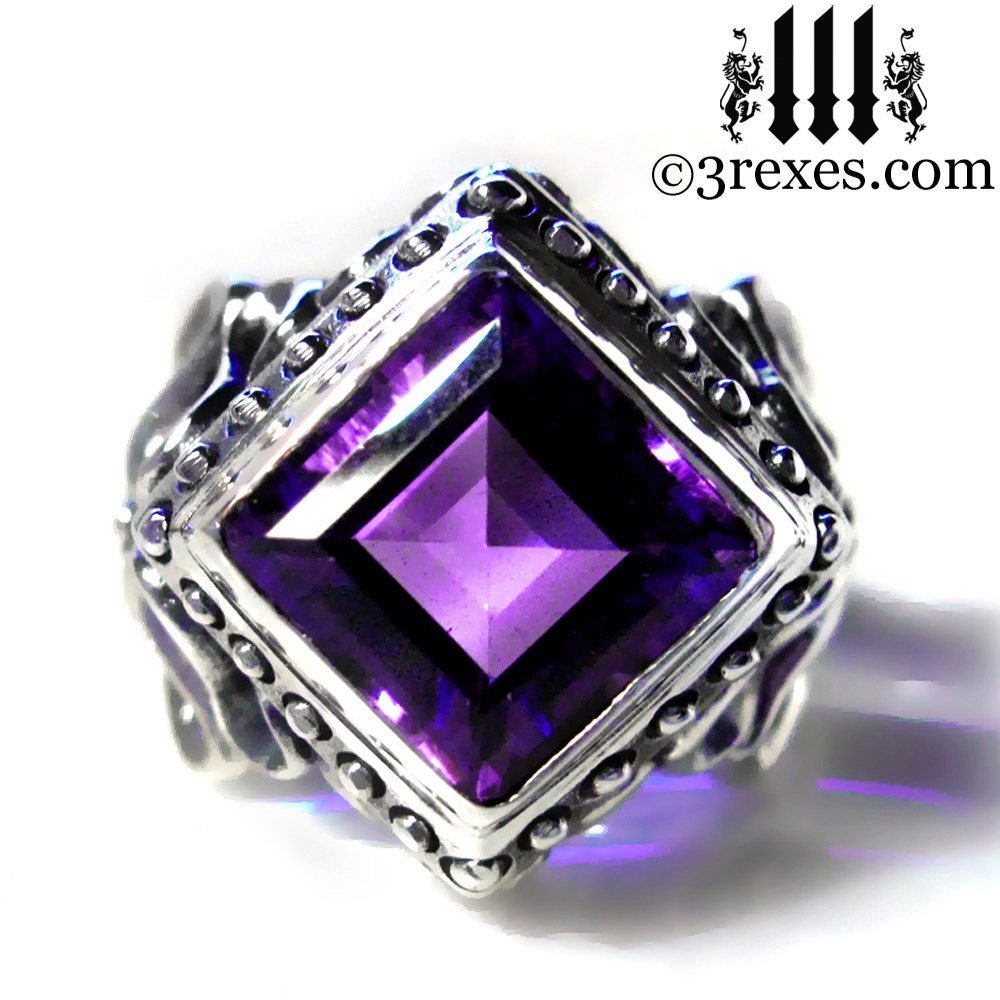 Image Result For Gothic Wedding Rings