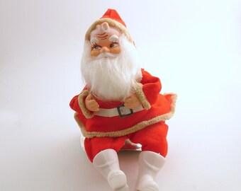 Vintage Santa Claus Christmas Decoration