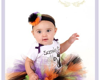 Baby halloween tutu | Etsy