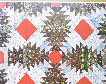 Traditional Patchwork Quilt Pattern Book