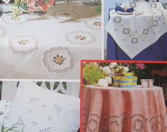 Practical Hardanger Embroidery Magazine Burda
