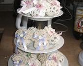 20 Fragrant Lavender Wedding Tosses/ Sachets