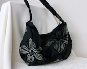 Bobo in Black Gray Floral