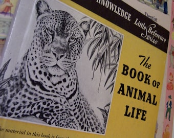 1940 the book of animal life