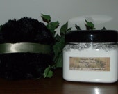 "8 oz. Natural Herbal Dusting Powder w/ Puff ""I-O"" Scents"