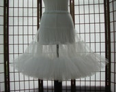 Tulle Petticoat, Your Color Choice -- Custom Order