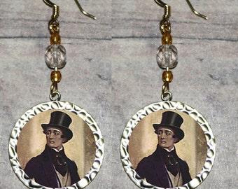Beau Brummell Earrings