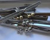 RESERVED FOR FELICIA J Destash - 8 Kisslock Metal Purse Frames