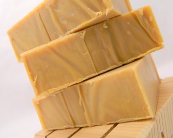 Mayan Gold Goats Milk Soap NO Coconut oil