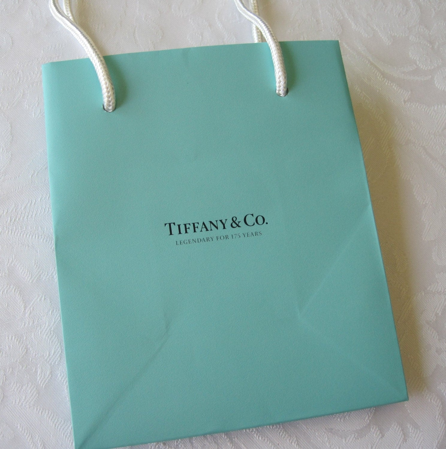 Tiffany And Co Gift Bag 5 X 6