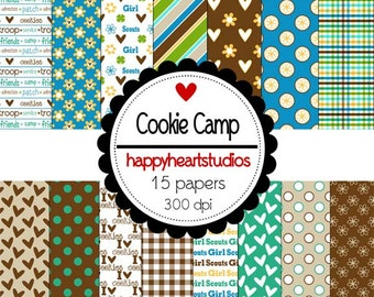 Digital Scrapbook CookieCamp