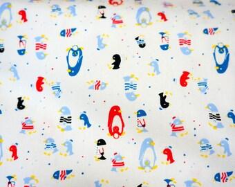 Penguin print Half meter nc14