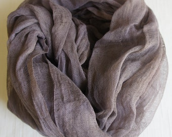 Cheesecloth, Newborn Wrap Photography Prop, Brown Cheesecloth, Baby Wrap, Newborn Photo Prop, Newborn Cheeseclth Wrap, Gauze
