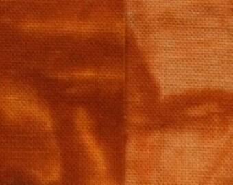 Starr Design 4 Pack Fat Quarters Marigolds  Hand Dyed Cotton Fabrics
