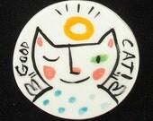New Good Cat Magnet
