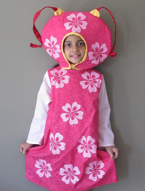 Milli (Team Umizoomi) costume for a milli fan reserved for Michelle Rodriguez