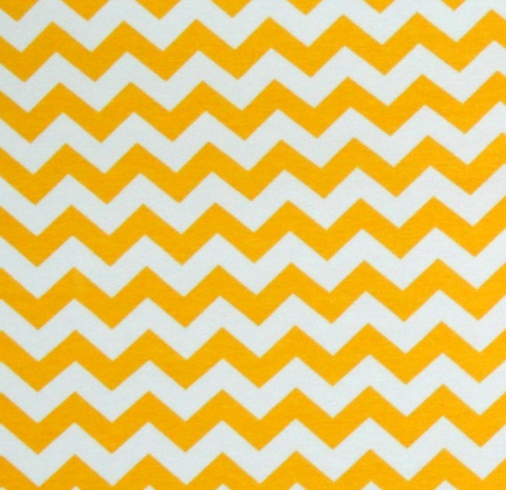 Yellow chevron 1 yard last yard