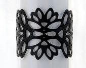 Prism - Recycled Bicycle Inner Tube Bracelet