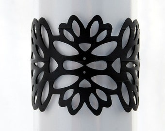 Prism - Recycled Bicycle Inner Tube Bracelet